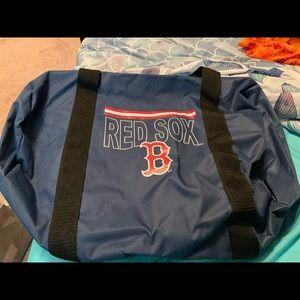 Boston Red Sox Duffle Bag NWT